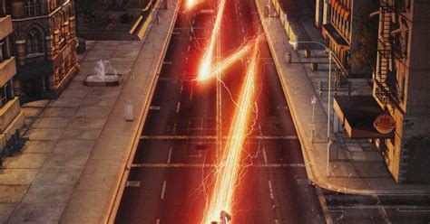 film flash adalah the flash serial tv dunia movie