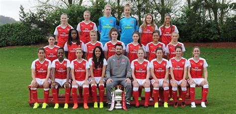 arsenal ladies arsenal ladies development team carry on climbing the