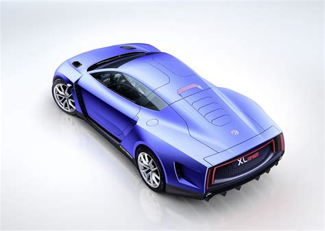 volkswagen xl1 sport volkswagen xl sport is a mean and powerful xl1 hybrid