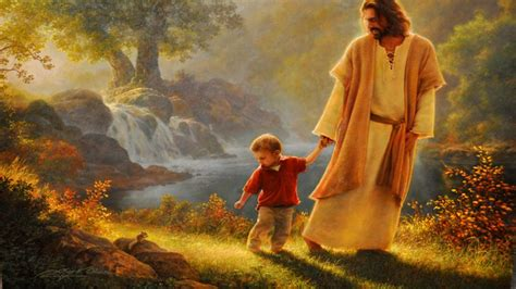 wallpaper hd yesus kristus jesus hd mickey briceno 1366x768 for desktop and mobile