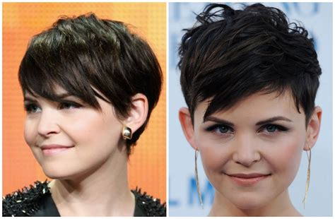 whatroducts to use when styling a pixie ginnifer goodwin short hair cable car couture