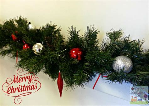 review christmas green garland from christmaslightsetc co