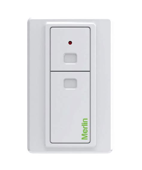 Wireless Garage Door Button E138m Wireless Wall Button Merlin Garage Door Remotes