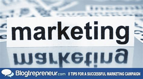 8 Tips On Setting Up A Successful by 8 Tips For A Successful Marketing Caign