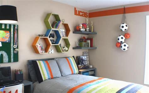 Kinderzimmer Gestalten Thema Fussball by Kinderzimmer Einrichten 20 Ideen F 252 R Sport Themenzimmer