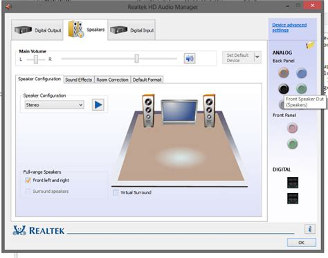 format audio realtek want realtek audio manager to override beats audio if