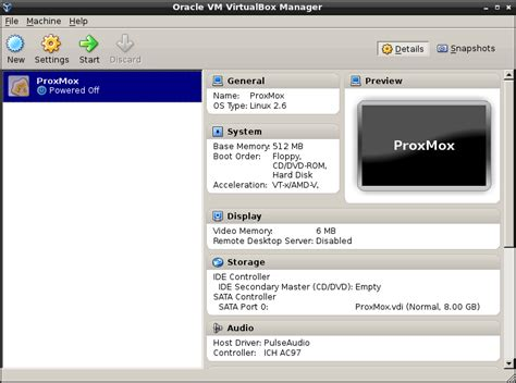 tutorial oracle virtual machine tutorial virtualbox membuat virtual machine baru