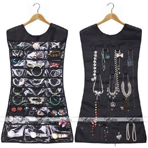 hanging closet jewelry organizer hanging jewelry organizer dress sling necklace closet