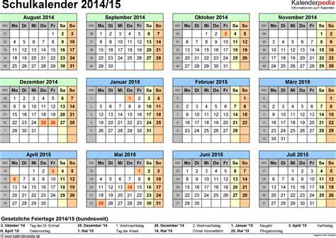 Word Vorlage Querformat Schulkalender 20142015 Als Word Vorlagen Zum Ausdrucken Autos Weblog