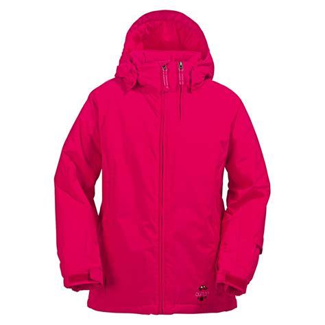 luminous cycling jacket burton girls luminous jacket youth evo outlet