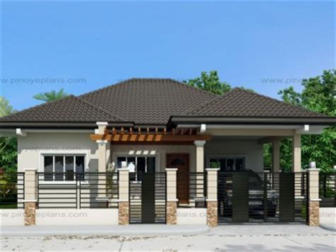 pinoy bungalow house design bungalow house plans pinoy eplans