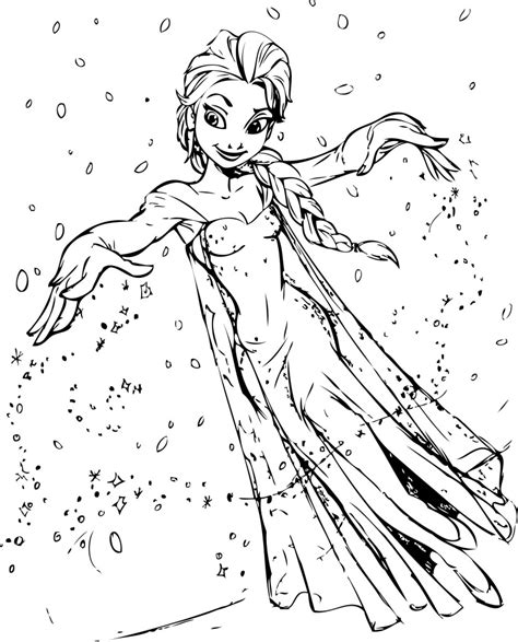 frozen spring coloring pages chibi frozen coloring pages for kids grig3 org
