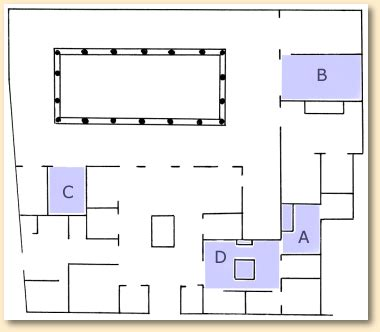 house of the vettii floor plan the house of vettii floor plan house design plans
