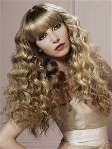perm with straight fring hair inspiration pics needed full fringe bangs weddingbee