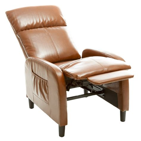 recliners canada trenton hazelnut brown leather recliner great deal