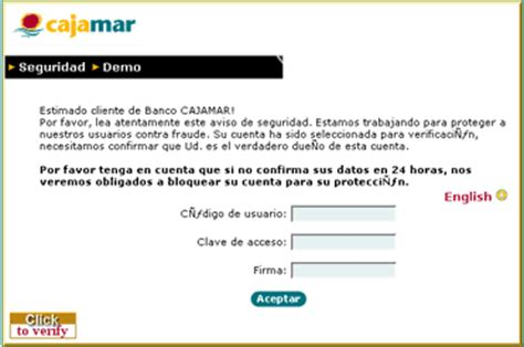 cajamar particulares banca electronica prestamos quirografarios montepio blog