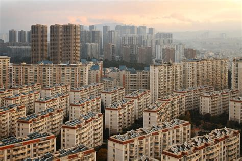 abandoned cities in china using big data to determine the extent of china s ghost