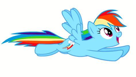 my little pony rainbow dash flying my little pony rainbow dash flying gif my little pony