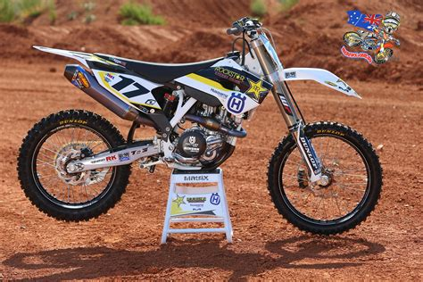 ama motocross racing husqvarna announce formation of ama sx and mx team