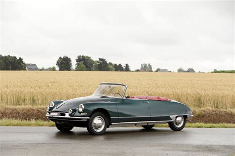 Citroen Ds Cabriolet by Citroen Ds Convertible