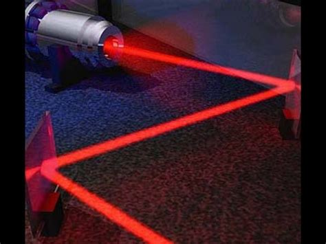how to make a simple laser security alarm system