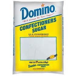domino confectioners pure cane powdered sugar 7 lb