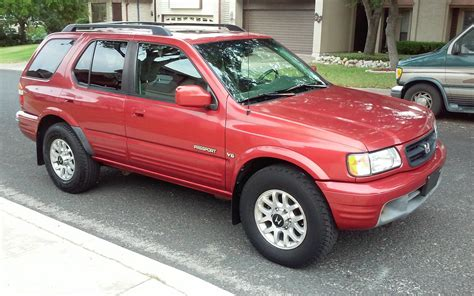 how cars run 2001 honda passport windshield wipe control 2001 honda passport overview cargurus