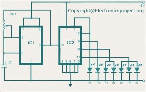 led indicator circuit diagram led indicator light electronics project