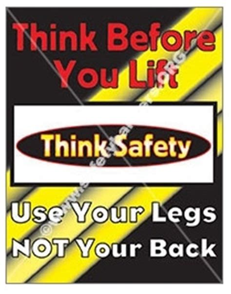 file bring safety home again take safety back safety banners l think before lifting