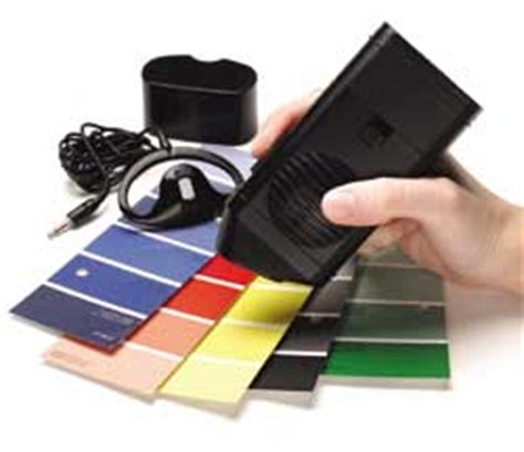 what color is your pair of shoes a review of two color identifiers accessworld 174 may 2004