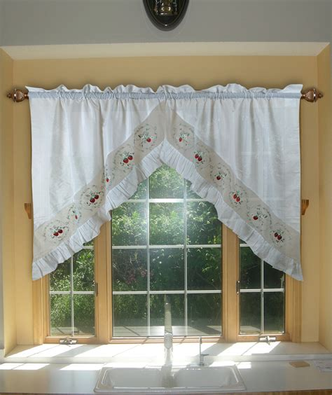 swag curtains for bedroom sheer curtain and valance set curtain menzilperde net