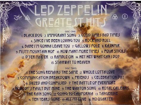 best of led zeppelin torrent led zeppelin best hits zip
