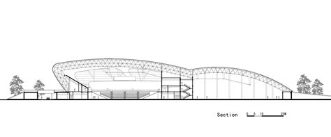 section 4 sports gallery of daxinganling culture and sports center had