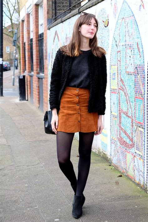 Fireplace Rock Ideas 30 beautiful styles of wearing suede skirts