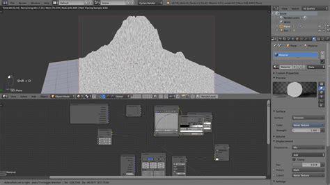 tutorial xnormal blender how to create mountains in blender cg tutorial
