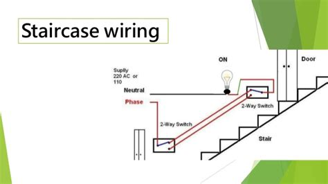 staircase wiring diagram using two way switch wiring diagram