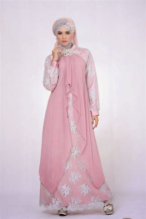 Baju Muslim Simple 50 best images about kebaya on sleeve gowns and abayas