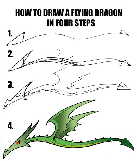 daryl hobson artwork how to draw a in four steps