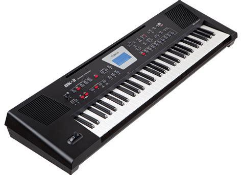 roland bk  bk backing keyboard pa emusicse sveriges musikaffaer pa naetet