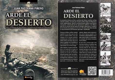 libro arde el desierto de juan pastrana rrts magazine