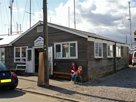 the company shed west mersea colchester essex