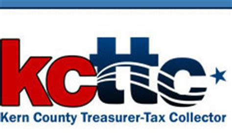 kern county treasurer and tax collector