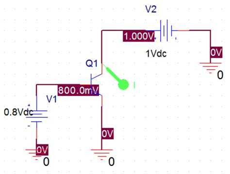 bjt transistor in pspice pspice에서 기존 부품 parameter 수정하여 시뮬레이션하기 ece tuwlab
