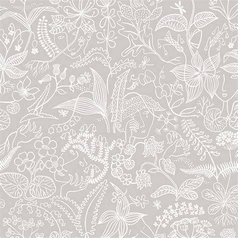 designer grey wallpaper uk borastapeter scandinavian designer wallpaper grazia by