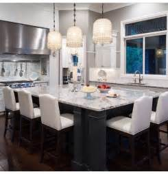 kitchen large eat at island eat in kitchen island kitchen cabinets pinterest