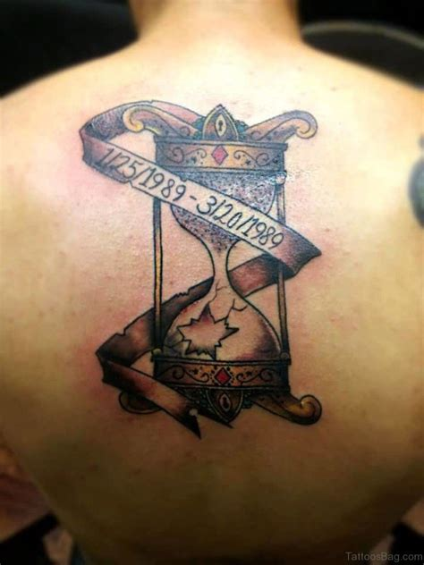 49 classy banner tattoos for back