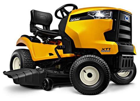 Cub Cadet Garden Tractor by 2015 Cub Cadet Xt1 Xt2 Lawn Garden Tractor Review