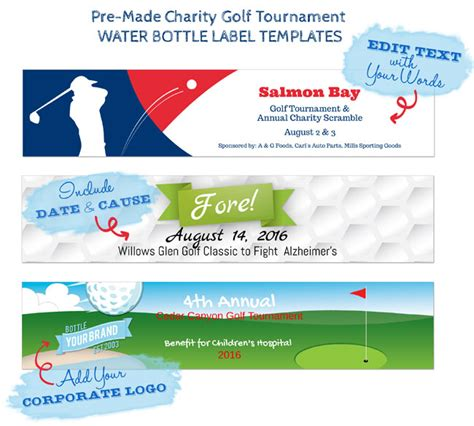 The Ultimate Charity Golf Fundraiser Idea Pre Made Templates