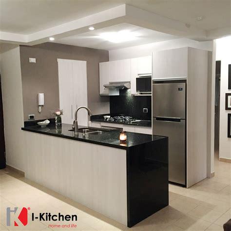 Ideas For Small Kitchens In Apartments Espectacular Cocina Moderna Con Pantalla Y Cascada De