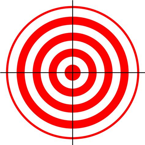 Clip On L Target by Setting Resource Indicators And Targets South
